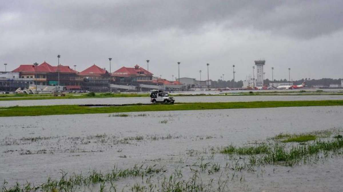 Kerala rains: School, colleges, airport closed till Sunday