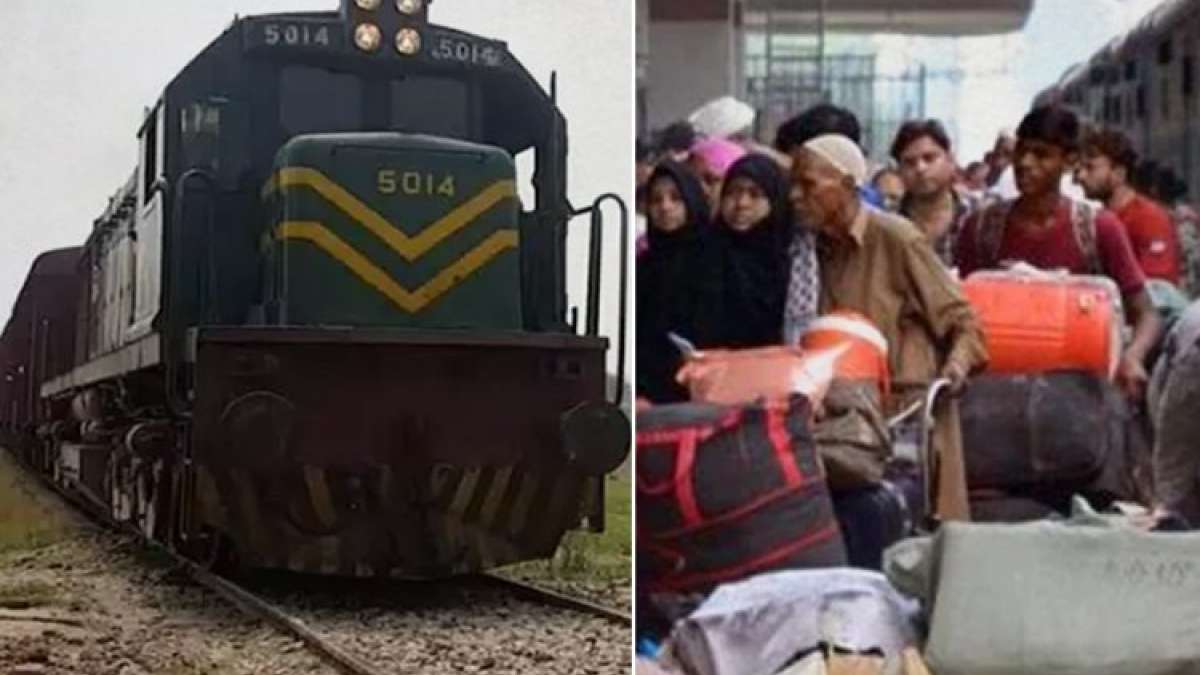 Its time Pakistan must accept the reality: India over train halts
