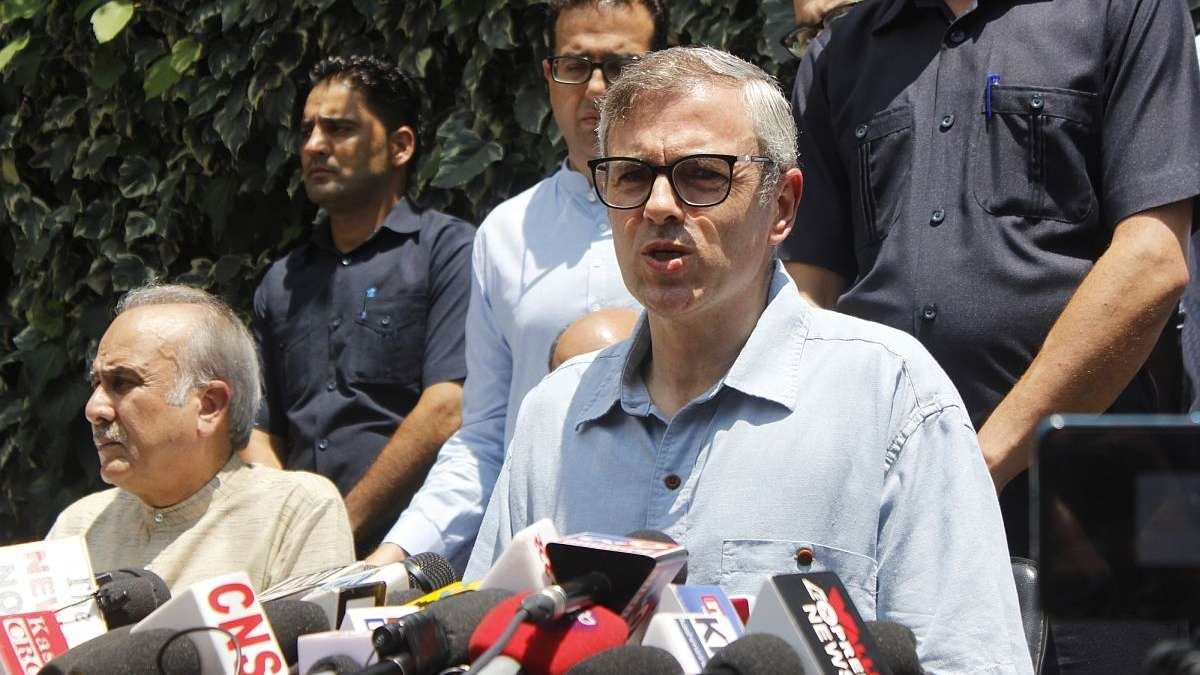 Omar Abdullah's NC challenges Centre's move on Article 370 in Supreme Court