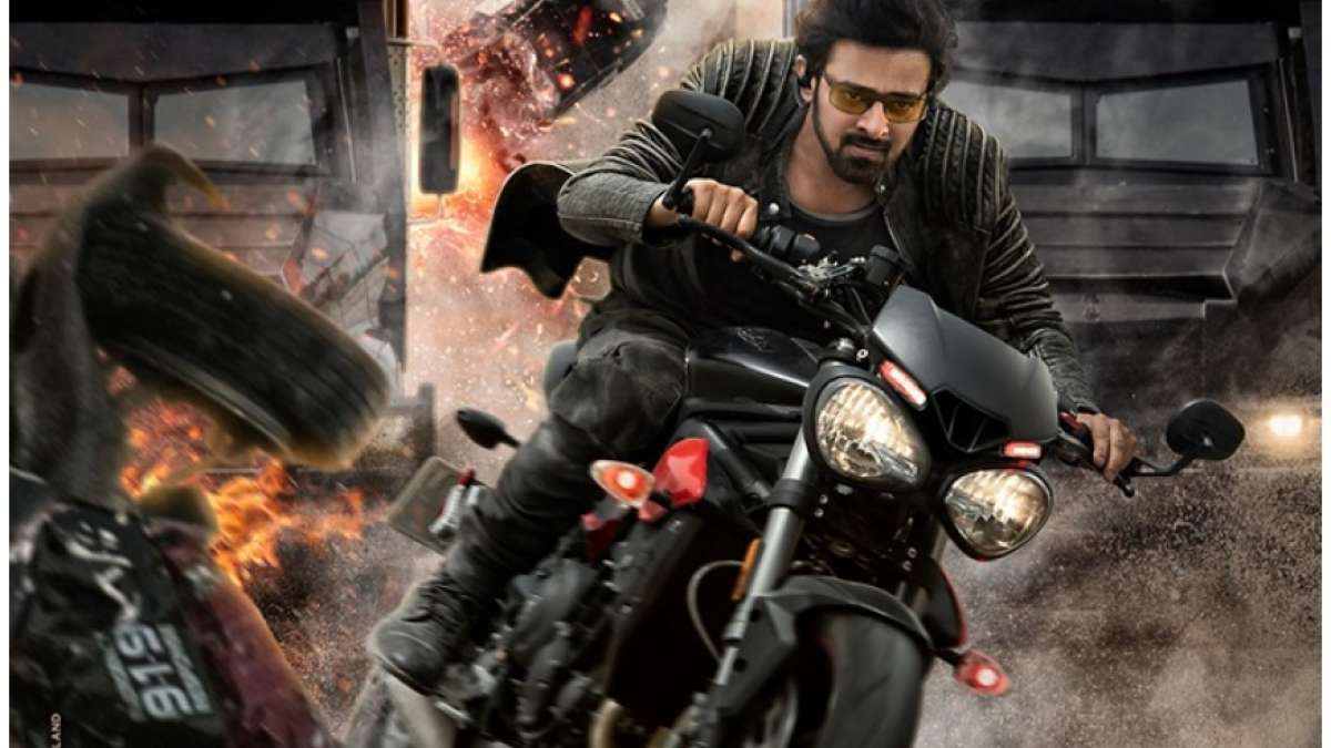 Saaho Trailer: Studded with breath-taking action, visuals