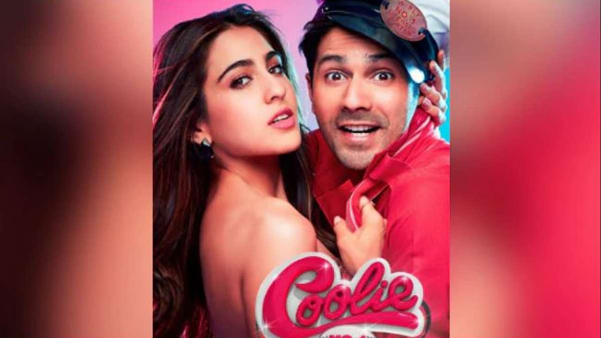 Coolie No.1 First Look: Varun Dhawan, Sara Ali Khan set for a laughter therapy