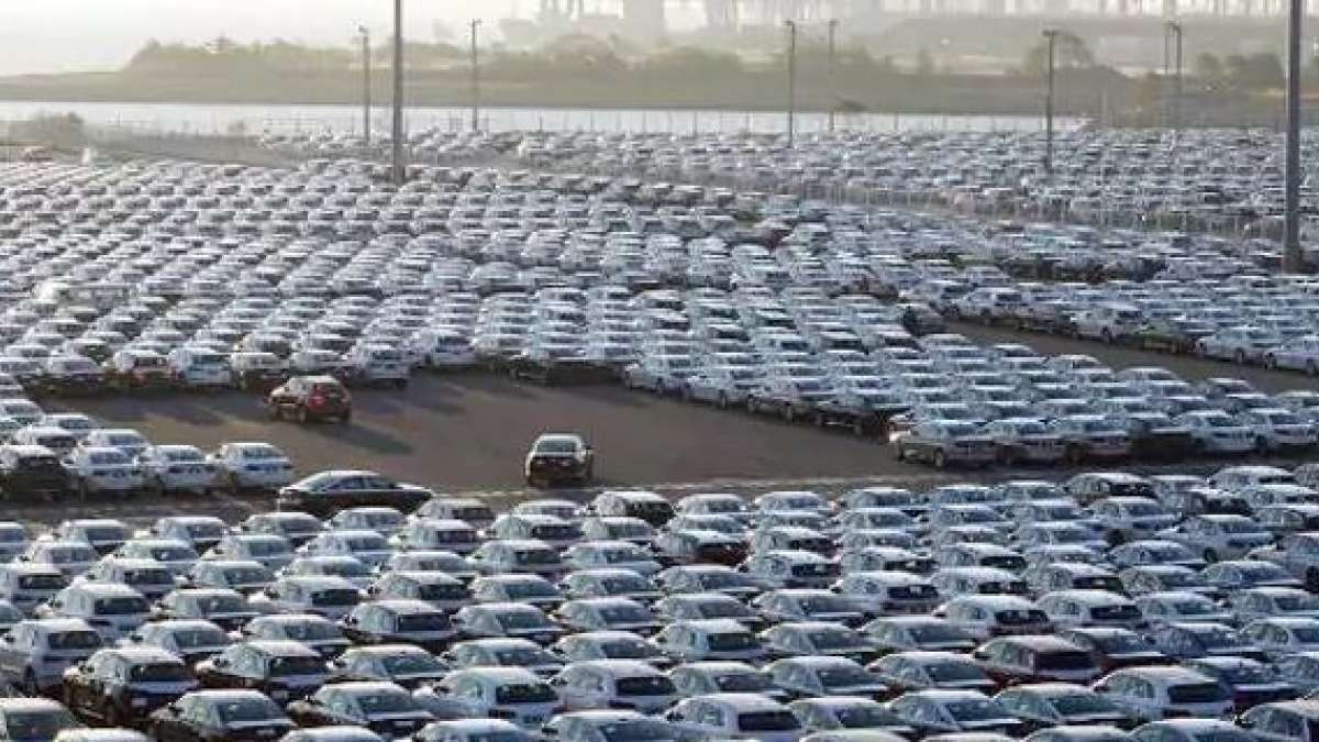 Car sales droop 36% in July amid auto sector crisis
