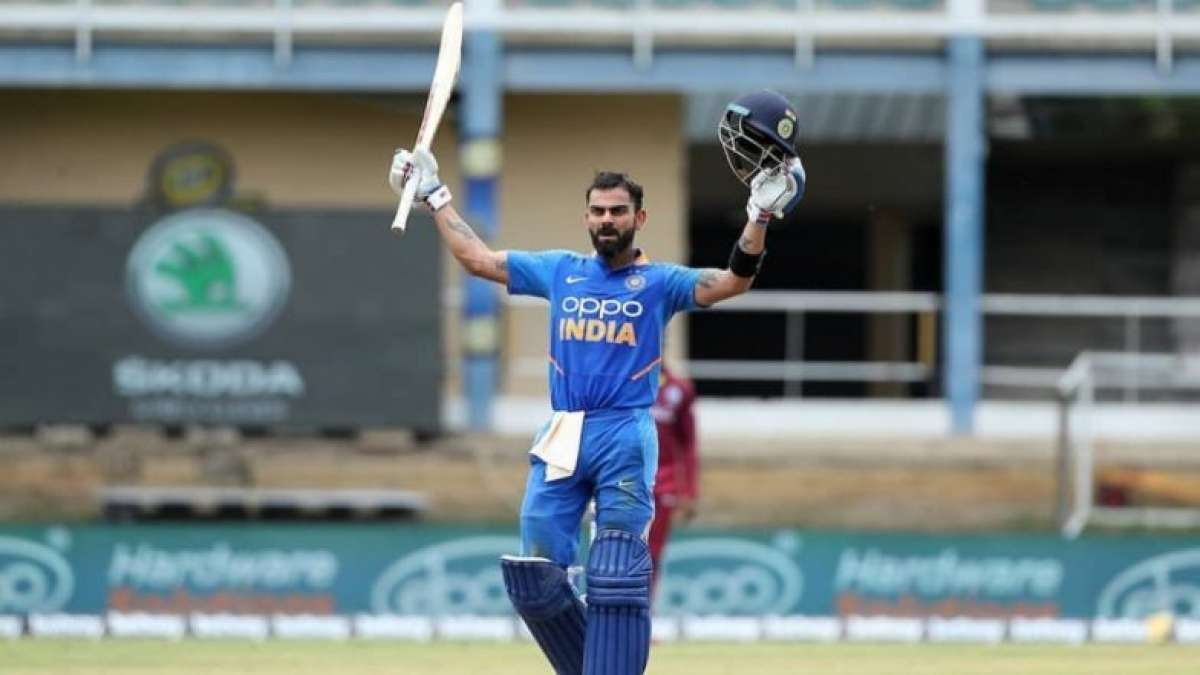 India vs West Indies 3rd ODI: Virat Kohli smashes ton, becomes top scorer in a decade