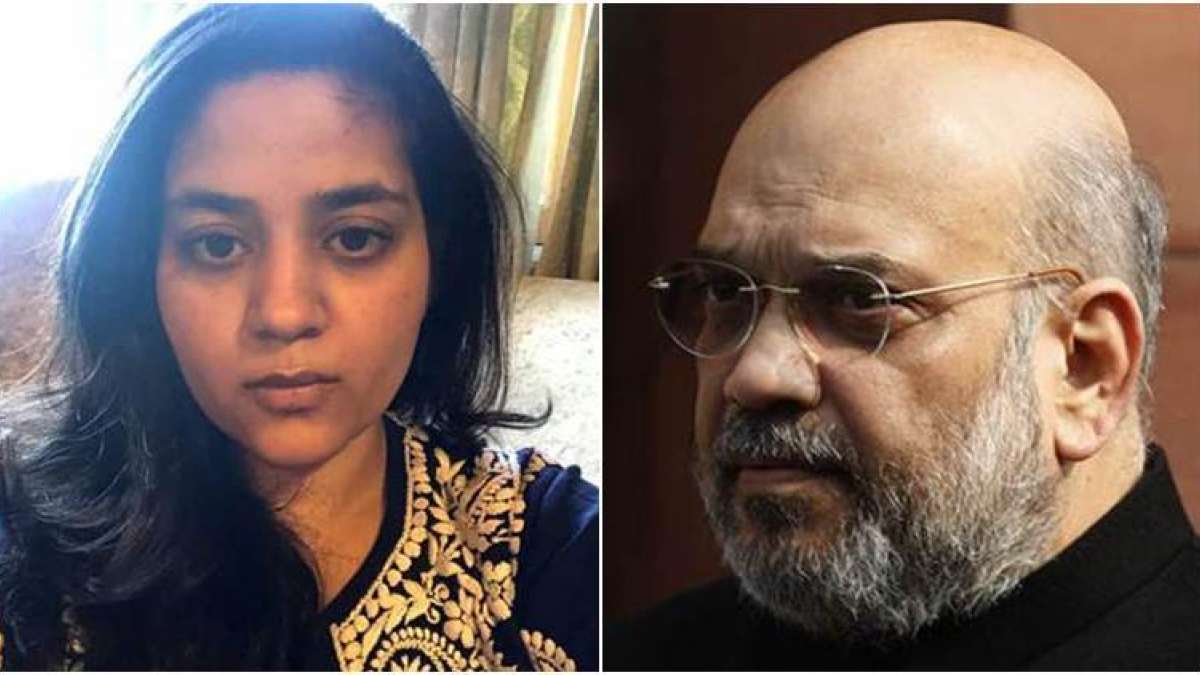 """""""Caged Like Animals,"""" Mehbooba Mufti's daughter writes to Amit Shah"""