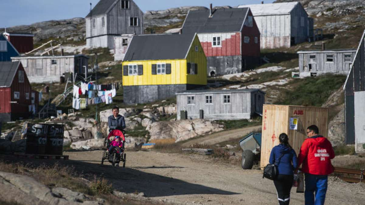 """Not for sale"": Greenland tells Donald Trump, denounce purchase reports"