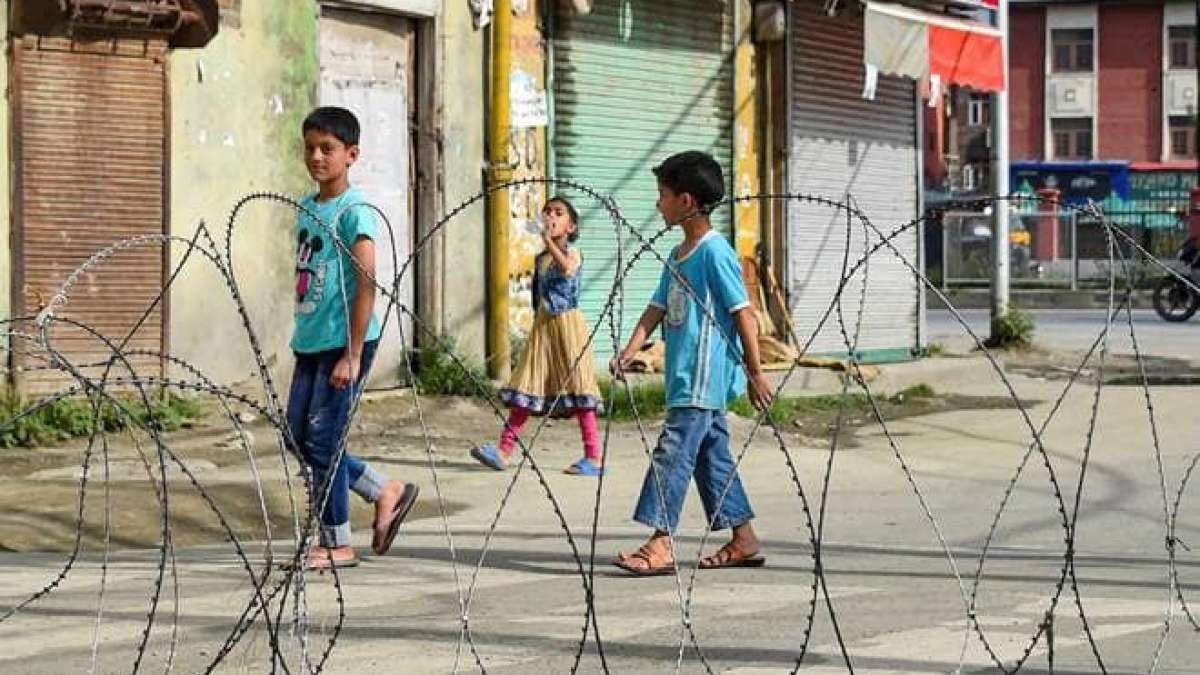 Schools reopen in Kashmir, but only a few students turn up: Report