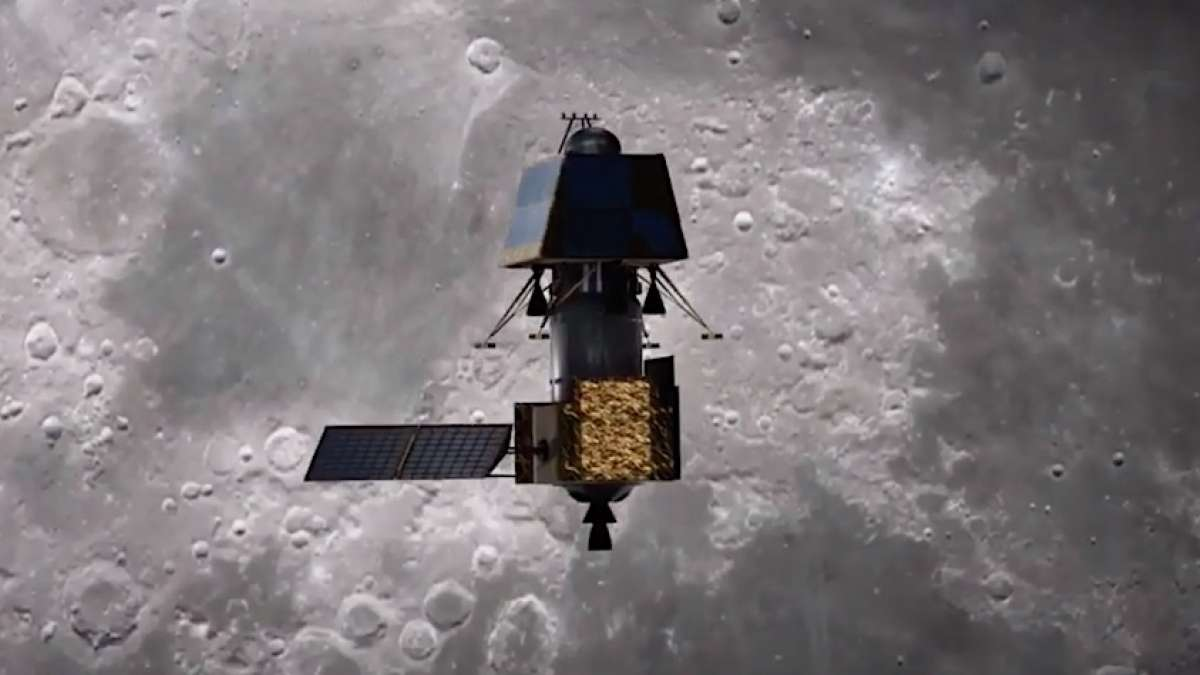India's 'Chandrayaan 2' successfully placed in Lunar orbit: Report