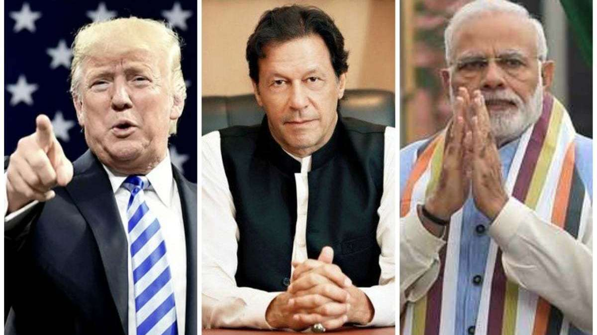 Donald Trump stresses on reducing tensions between India and Pakistan: White House