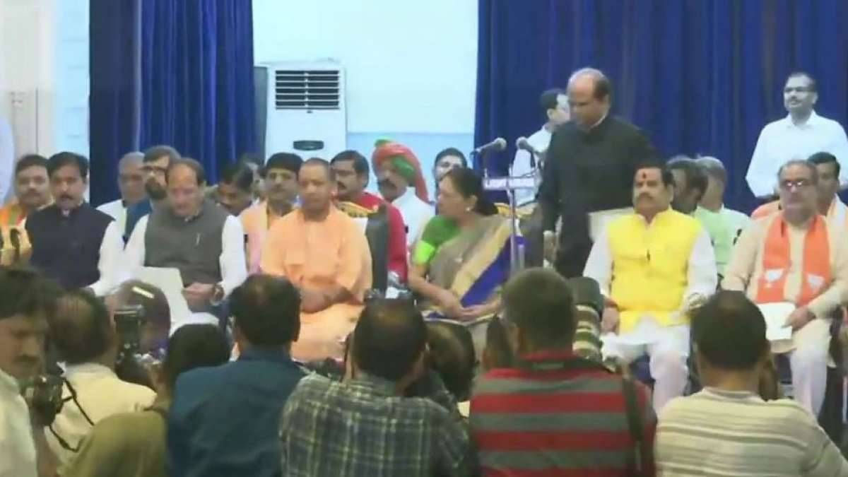 UP Cabinet Expansion: Yogi Adityanath inducts 18 new faces, axes five ministers