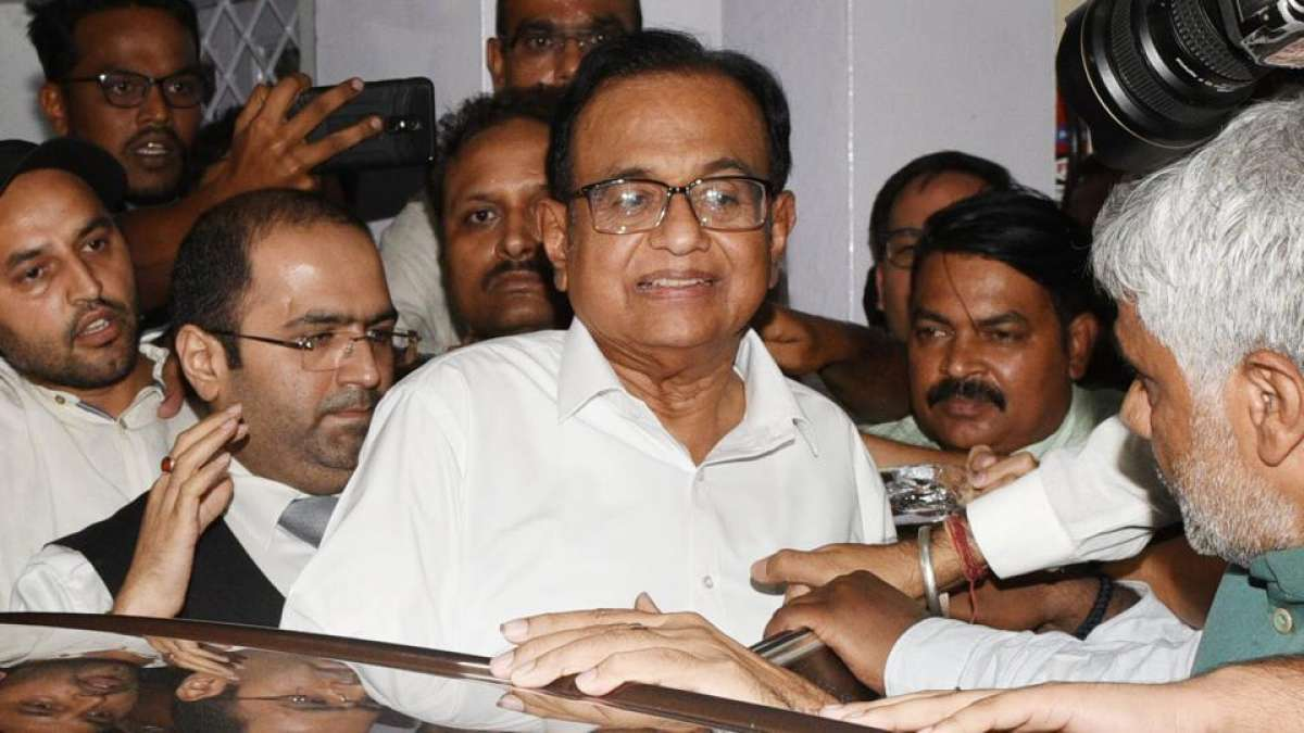 INX media case: P Chidambaram to be produced in court on Thursday