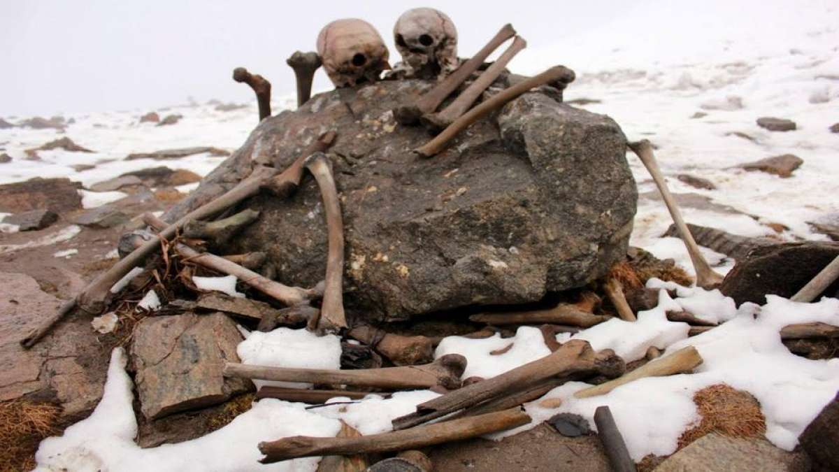 Skeletons found in Roopkund Lake in Uttarakhand have this to say