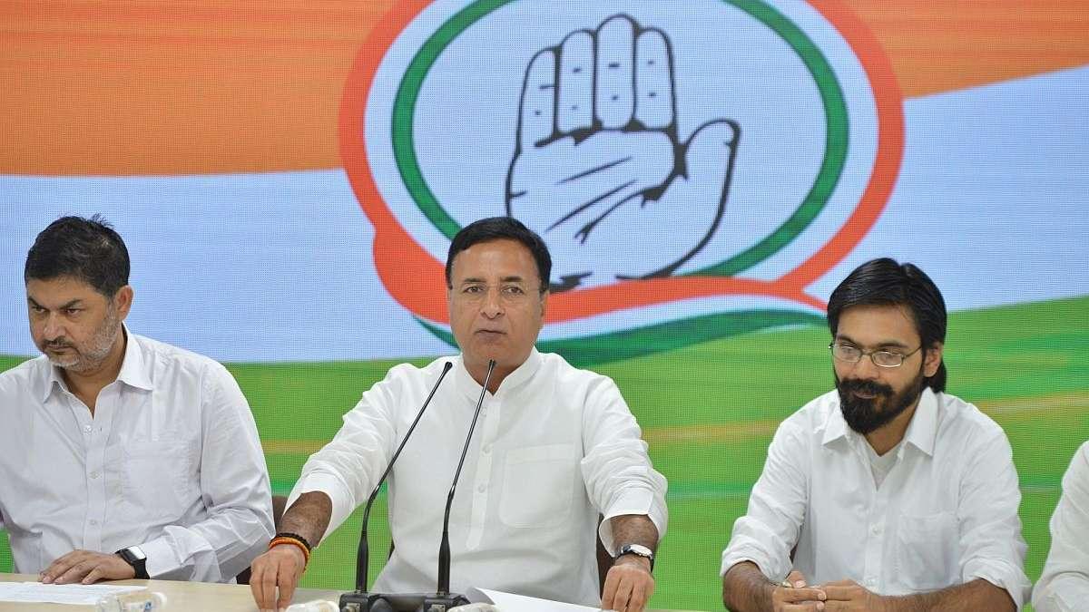 Congress tags CBI and ED as 'revenge seeking departments'