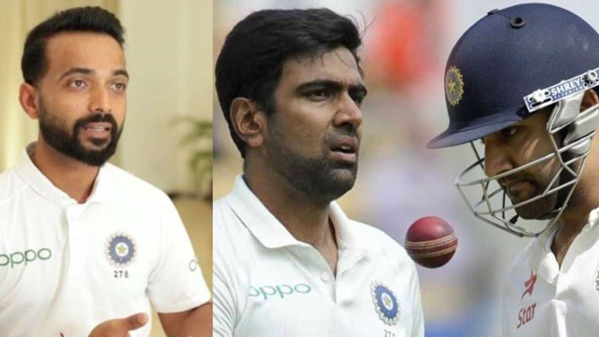 India vs West Indies: Rahane reveals why Ashwin not included in the squad