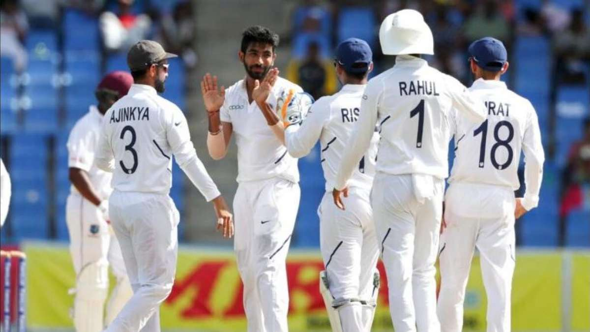 First Test: India scores record win against West Indies