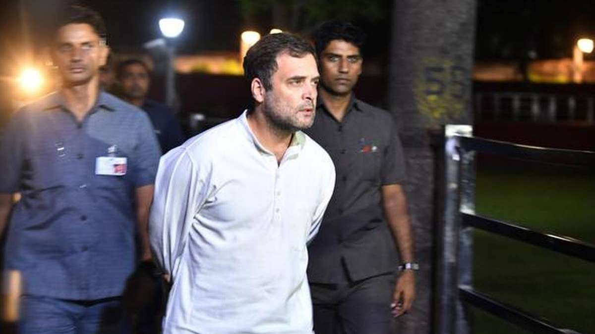Centre stealing from Reserve Bank of India now, it won't help: Rahul Gandhi