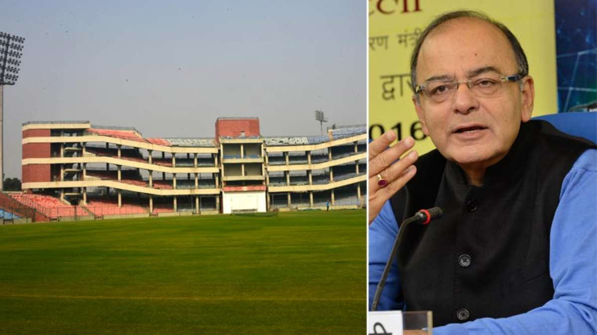 Delhi's Feroz Shah Kotla cricket stadium to be named after late Arun Jaitley