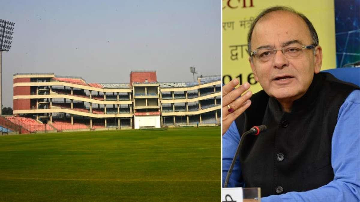 Delhi's Feroz Shah Kotla cricket stadium to be named after late Arun Jaitley