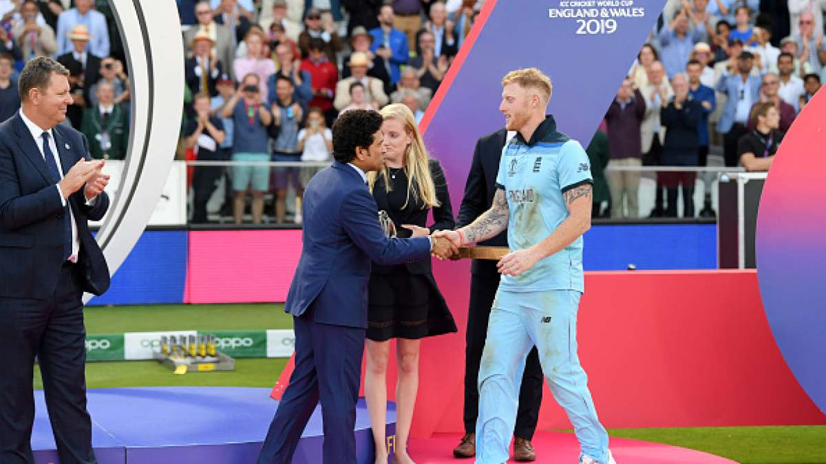 ICC tags Ben Stokes as the greatest cricketer of all time, Sachin Tendulkar fans blasts them