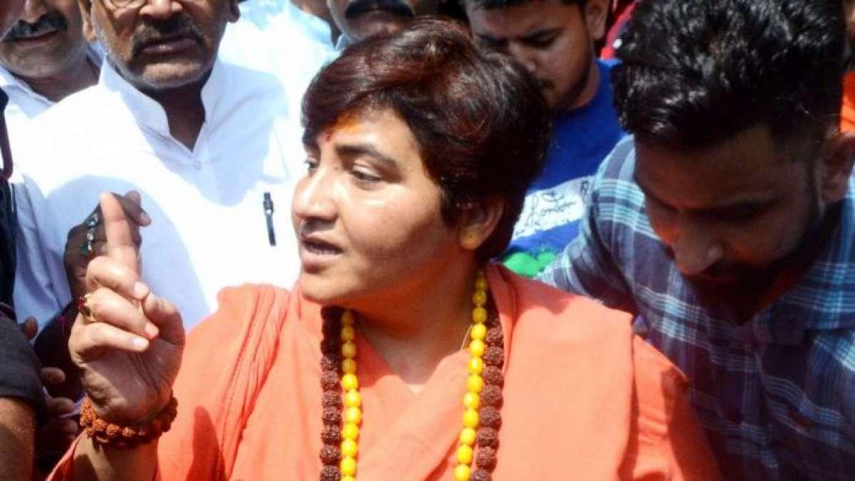 No more public statements, BJP advises Sadhvi Pragya