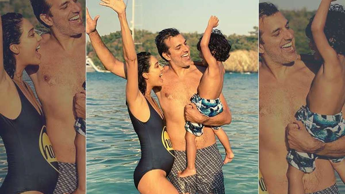 19-week pregnant Lisa Haydon flaunts baby bump in new picture