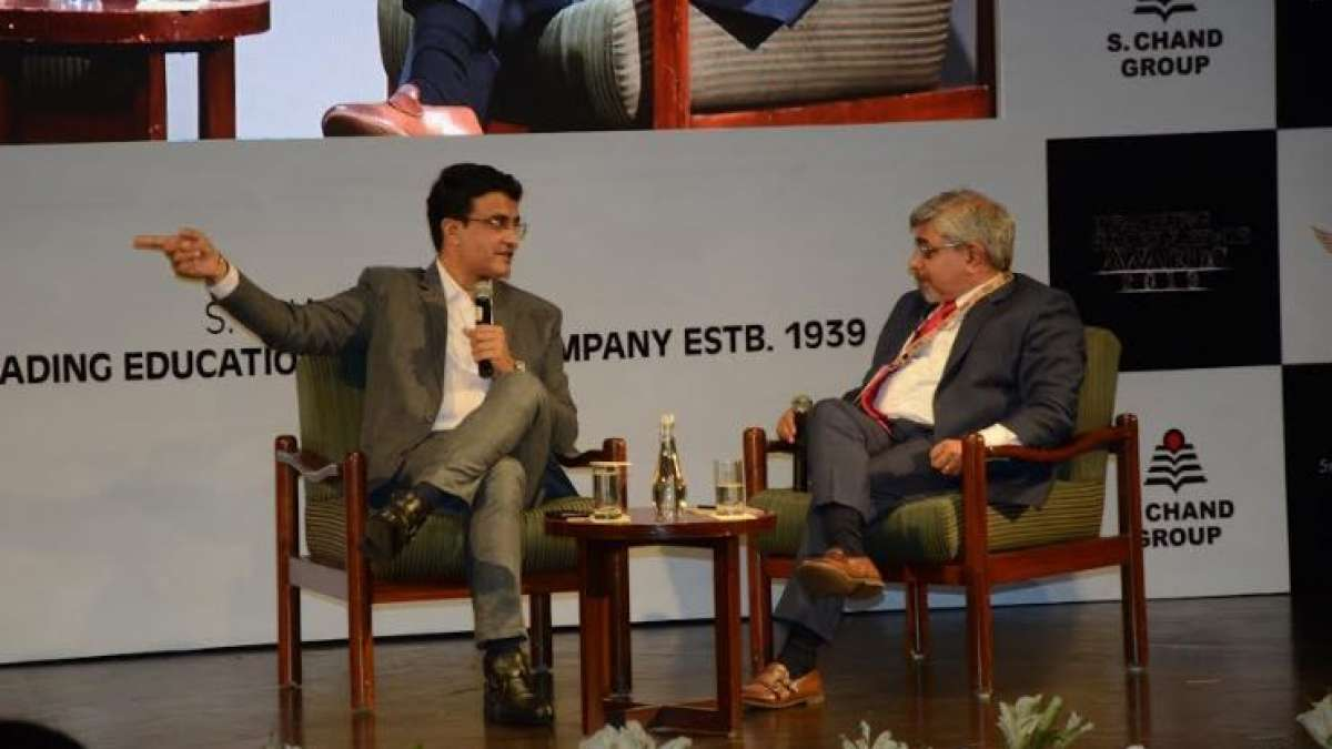 5th ICSL Progressive Teacher Conclave 2019: Sourav Ganguly shares tips to coordinate education and sports