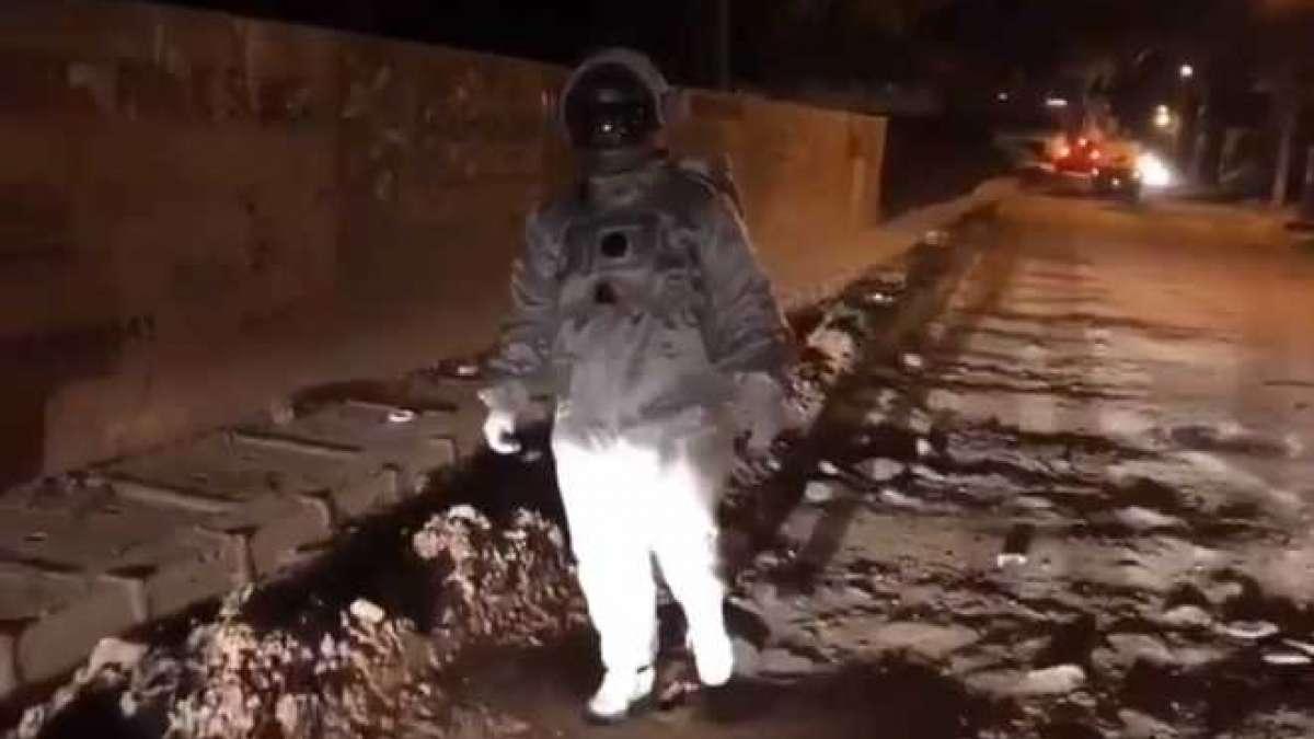 Viral 'moon walk' video triggers road repair work in Bengaluru