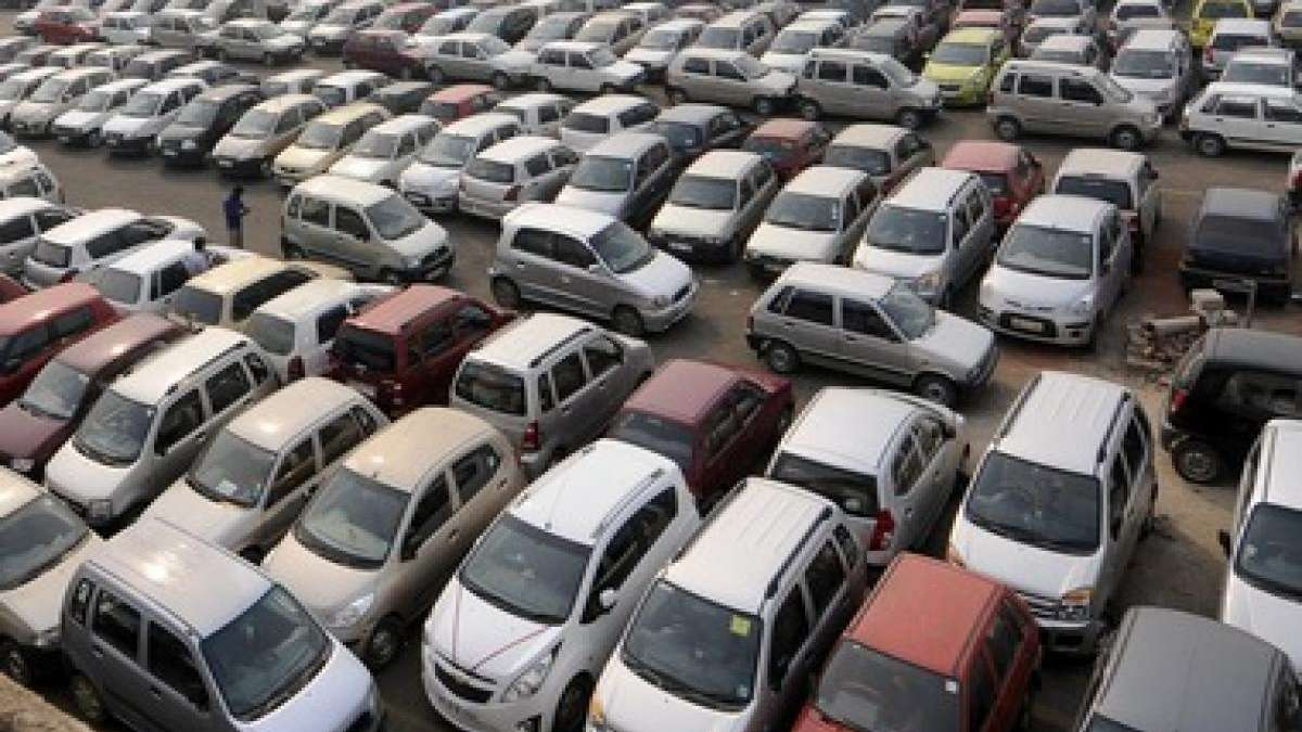 Nitin Gadkari assures support to auto industry, stocks jump up to 7.8%