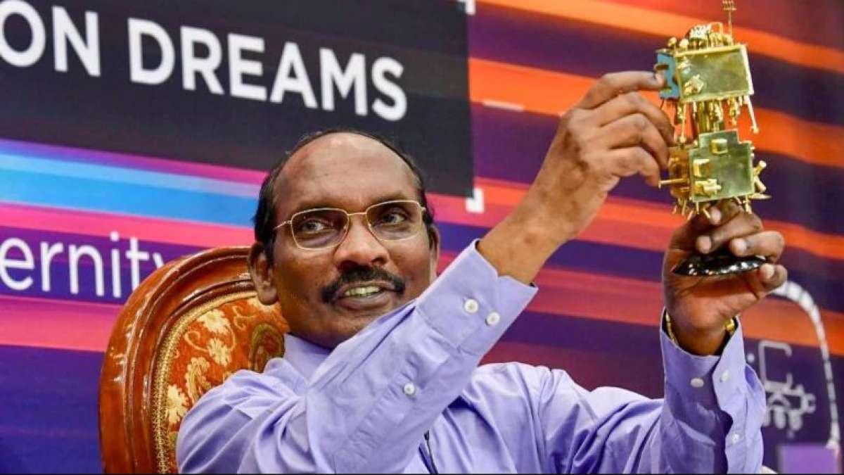 K Sivan says Chandrayaan 2 mission 90 per cent successful