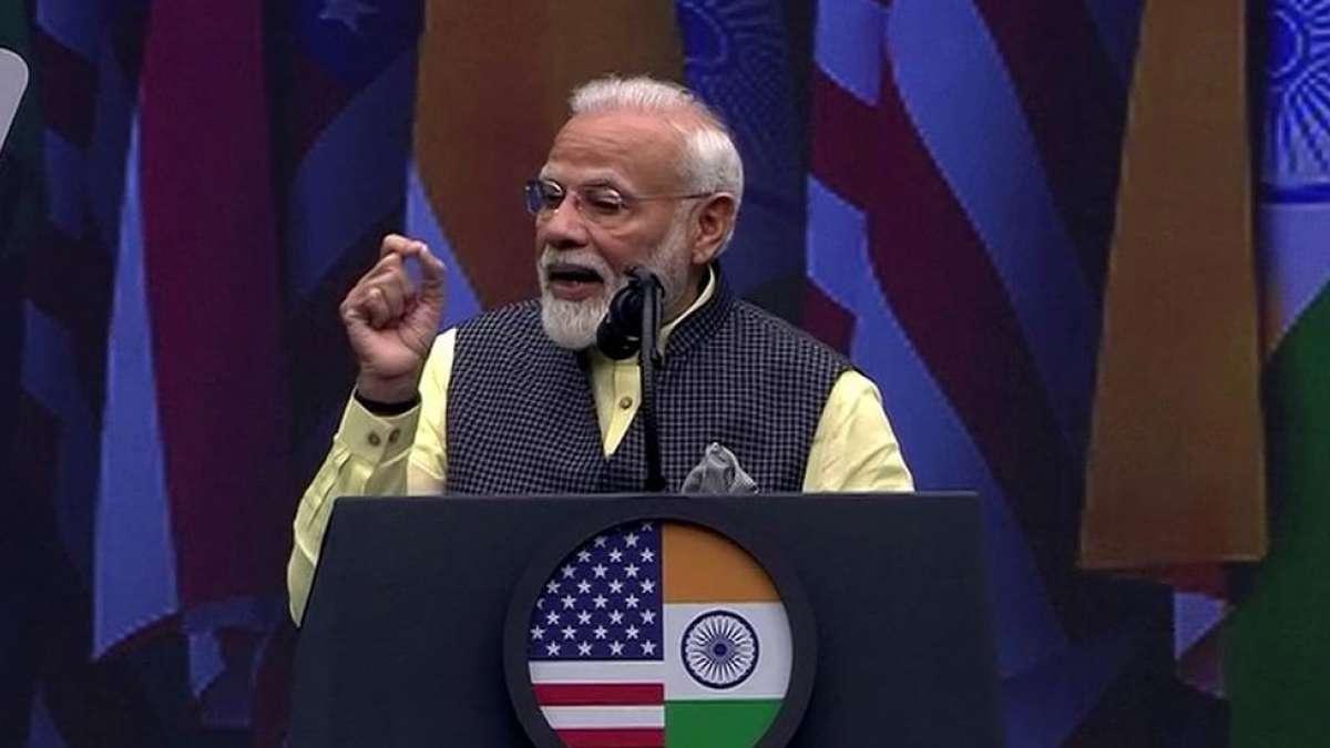 Howdy, Modi! : PM Narendra Modi's top quotes from the Houston event