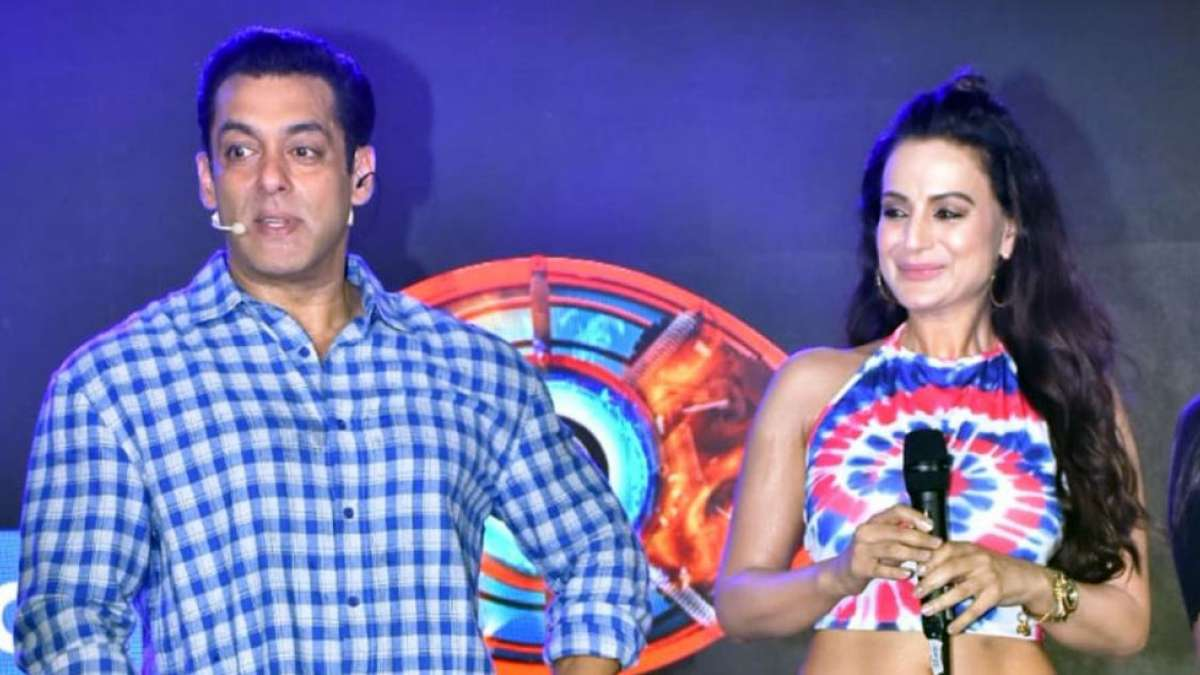 Ameesha Patel confirms being part of Bigg Boss 13; will she be a contestant?