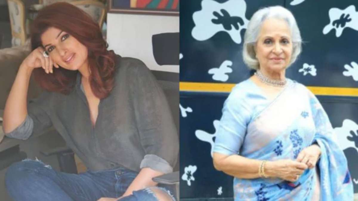 Age is just a number! Waheeda Rehman wants to go scuba diving