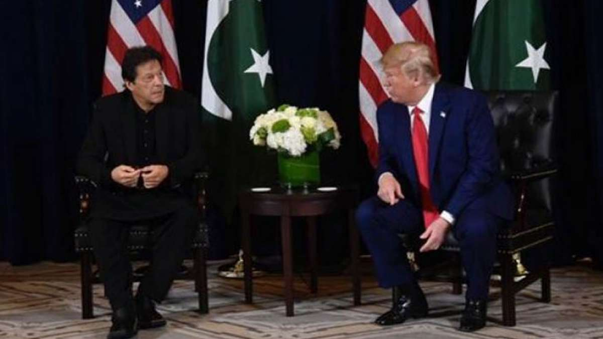 Donald Trump again offers to mediate between India and Pakistan