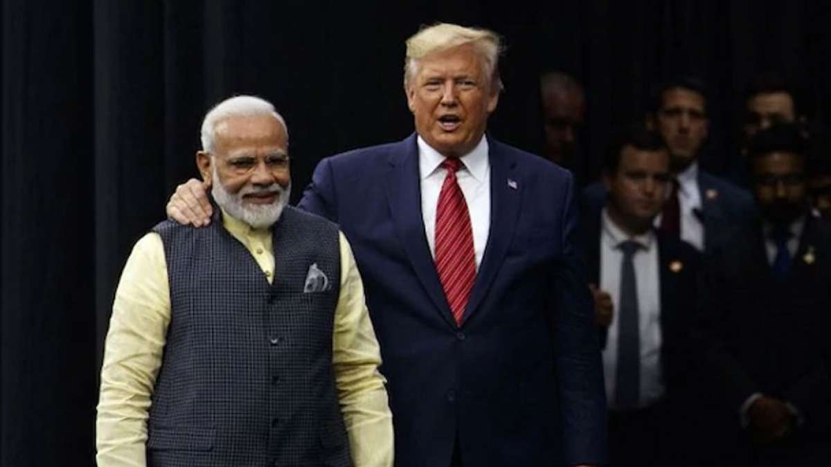 When Donald Trump called PM Modi Father of India