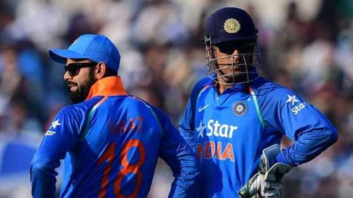 MS Dhoni beats Virat Kohli on the list of most admired men in India