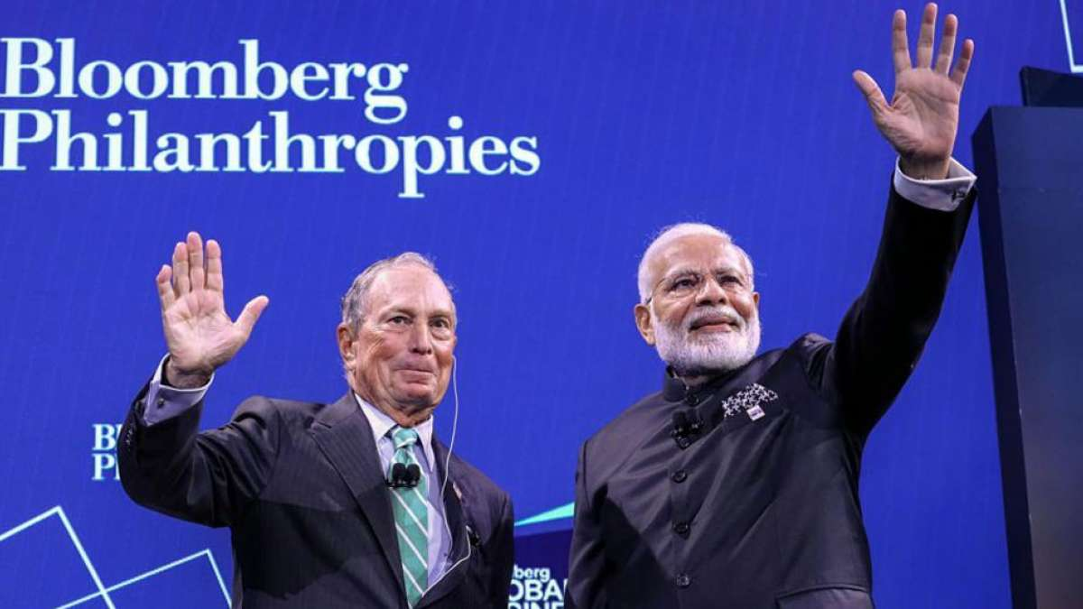 PM Modi invites businesses to India, says he will be a bridge to any gap