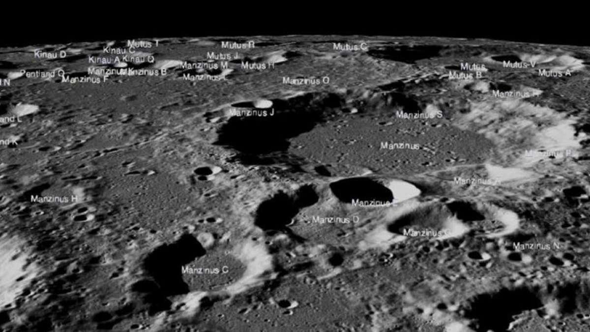 "NASA tweets high resolution images, says Vikram had ""hard landing"""