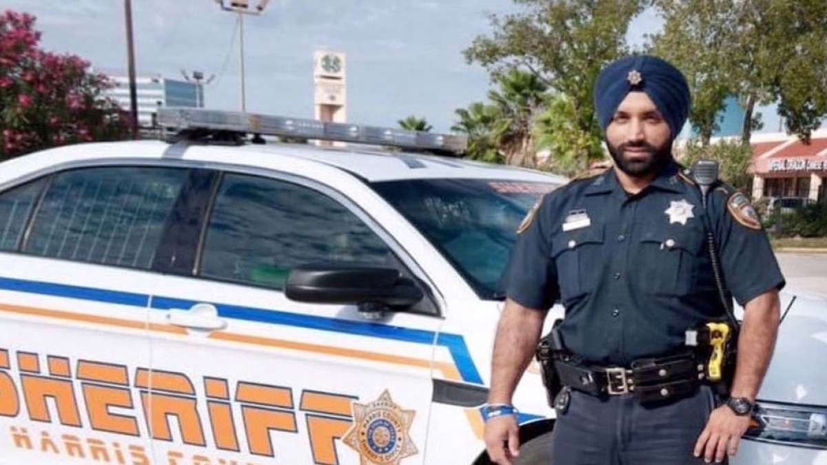 First Turbaned Sikh Cop killed in Texax; India says 'Deeply Grieved'