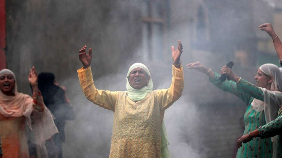 Why talk about only Kashmir, not atrocities on Muslims in China: US