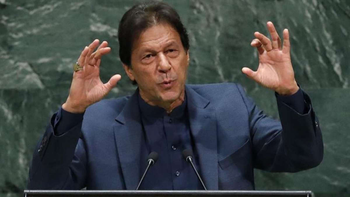 India trashes Pakistan PM Imran Khan's UNGA speech