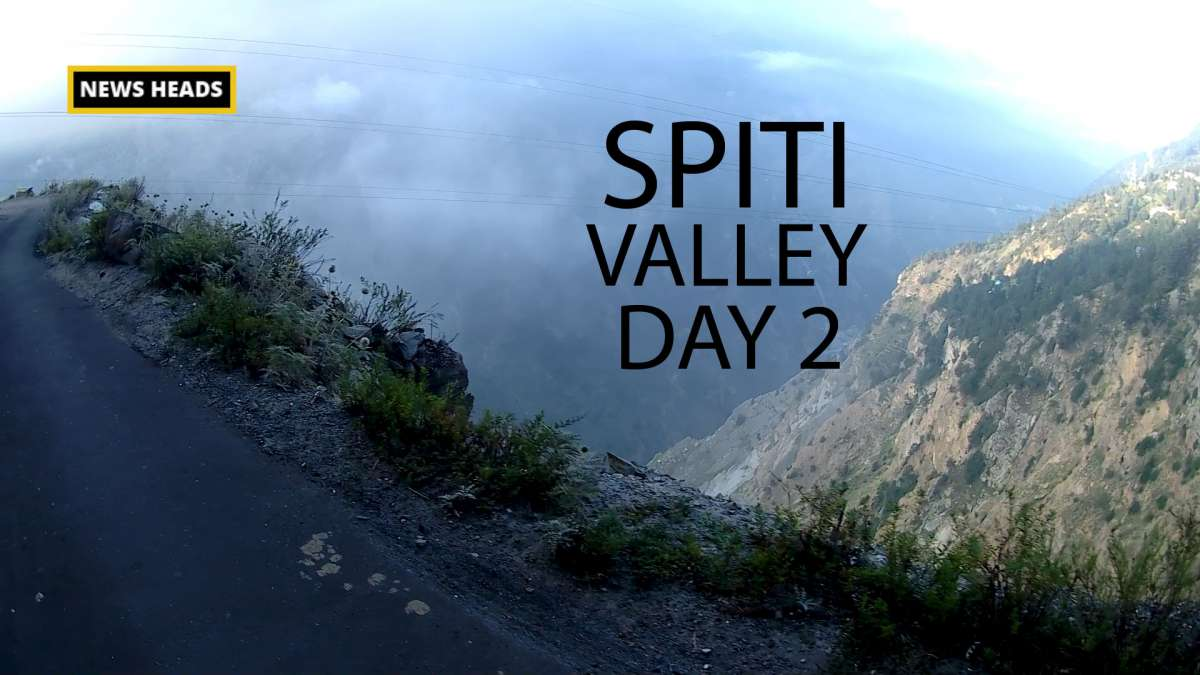 Spiti Valley Trip Day 2: Kalpa to Chitkul to Reckong Peo in HRTC bus