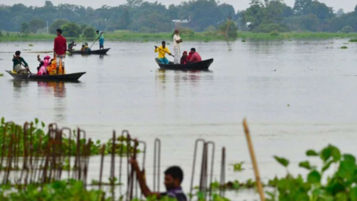 UP, Bihar floods: Death toll reaches 150, several areas waterlogged