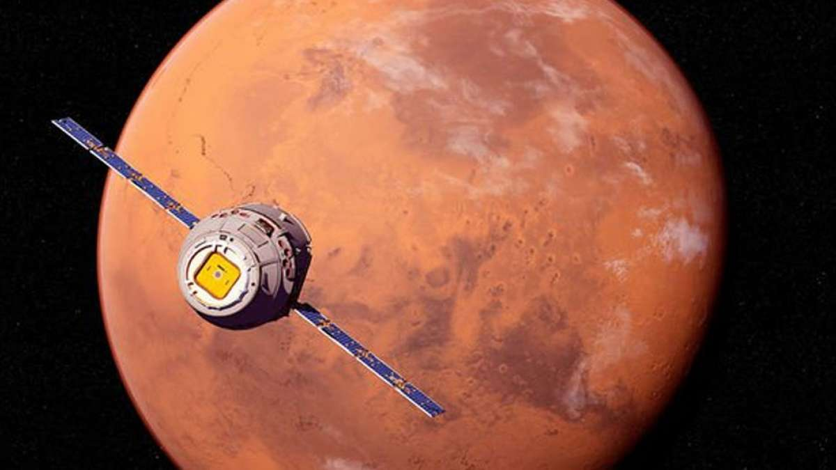 Life on Mars: NASA warns world not ready for revolutionary discovery