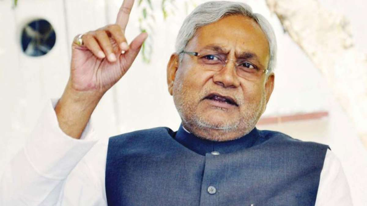 Nitish Kumar fumes over questions asked on Bihar floods