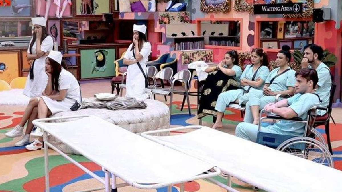 Image result for bigg boss 13 first task