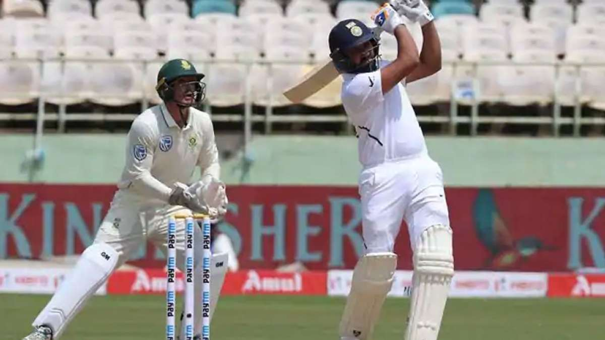 Rohit Sharma only batsman to score double ton in 1st match as opener