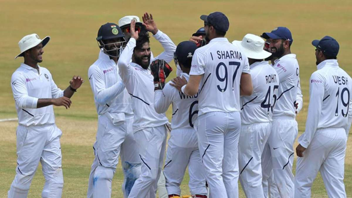 First Test: India thrash South Africa by 203 runs, all thanks to Shami and Jadeja