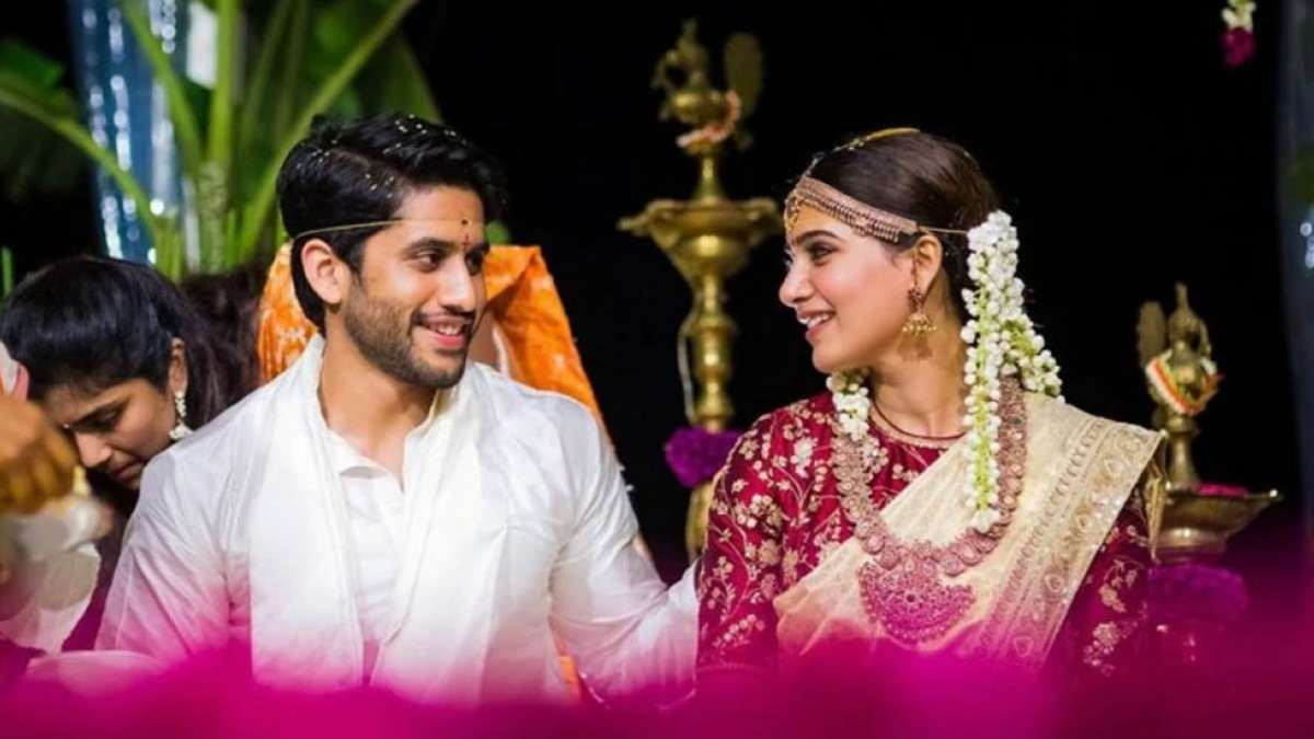 Samantha shares unseen pictures from wedding with Naga Chaitanya