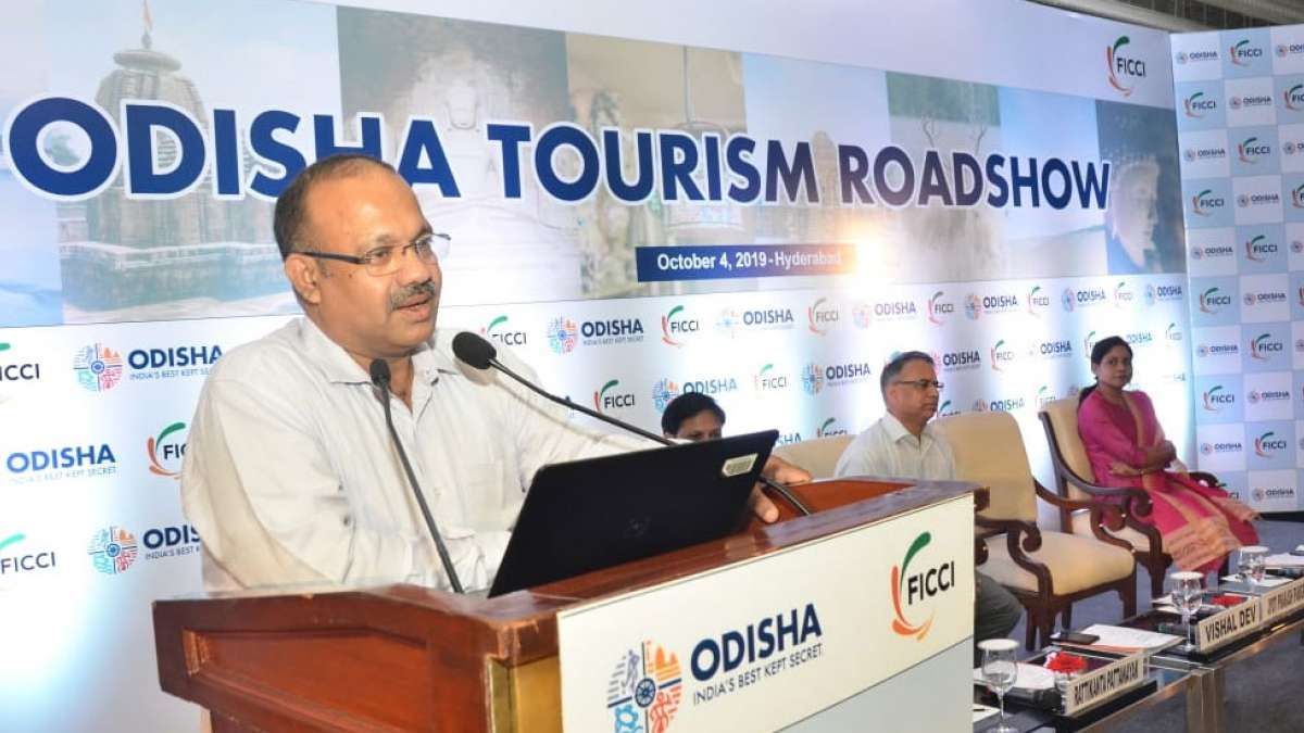 Odisha Tourism showcases its offerings in the City of Nawabs