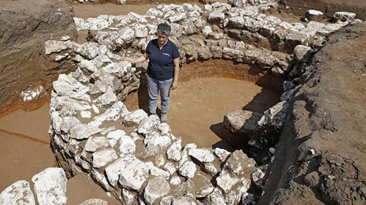 Remains of 5000-year-old city found in Israel