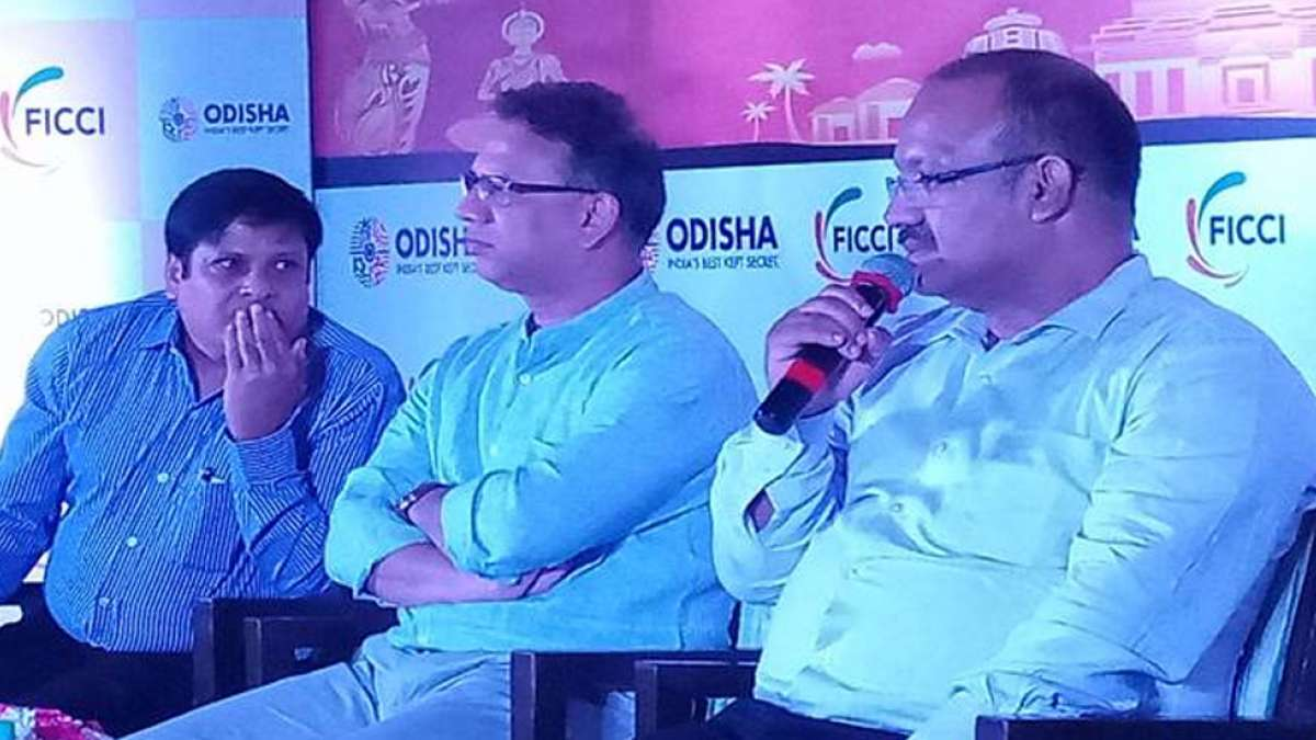 Odisha Tourism showcases its offerings in the City of  Garden, Bangalore